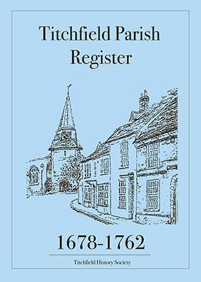 Titchfield Parish Register 1678-1762