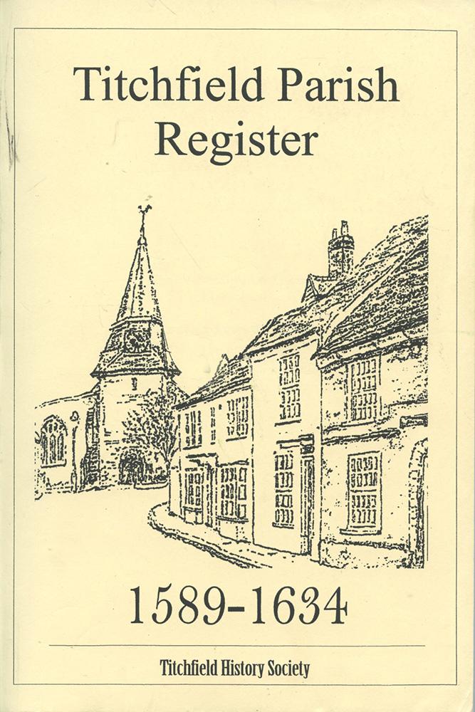 Titchfield Parish Register 1589-1634
