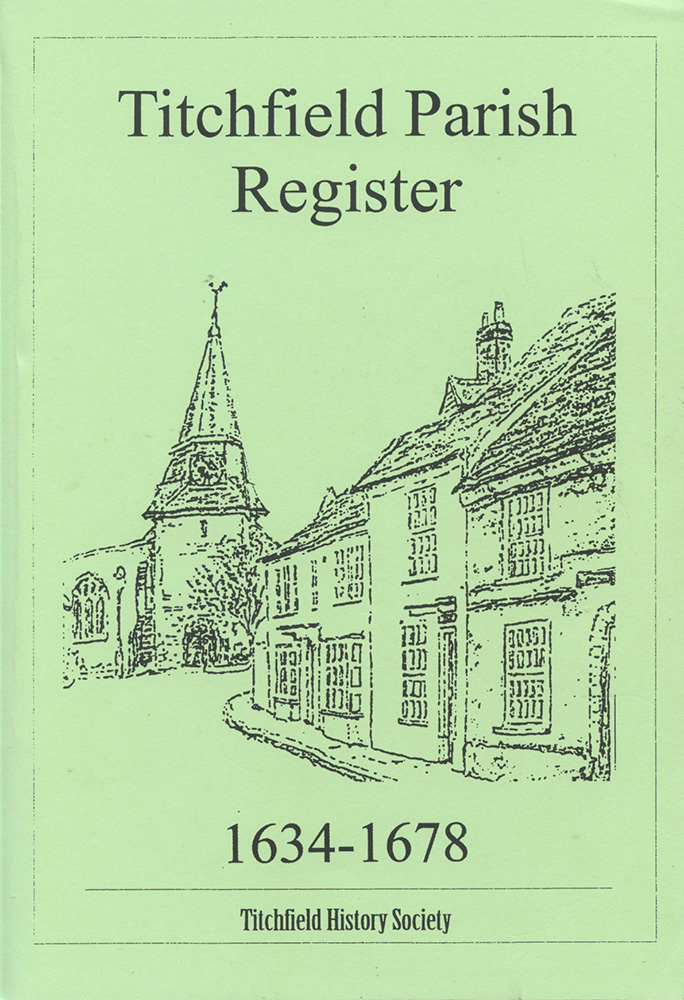 Titchfield Parish Register 1634-1678
