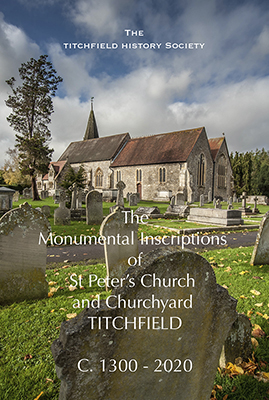 Monumental Inscriptions at St Peter\'s Church