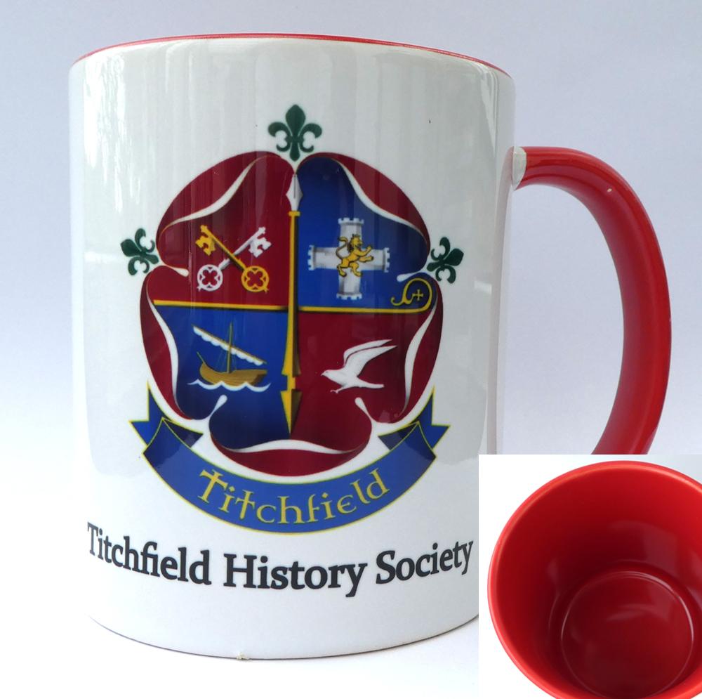 Mug - Red finish